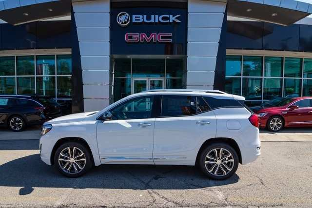 13 The 2019 GMC Terrain Price And Review