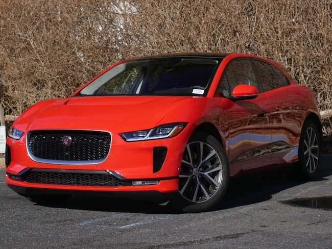 13 The 2019 Jaguar I Pace First Edition Photos