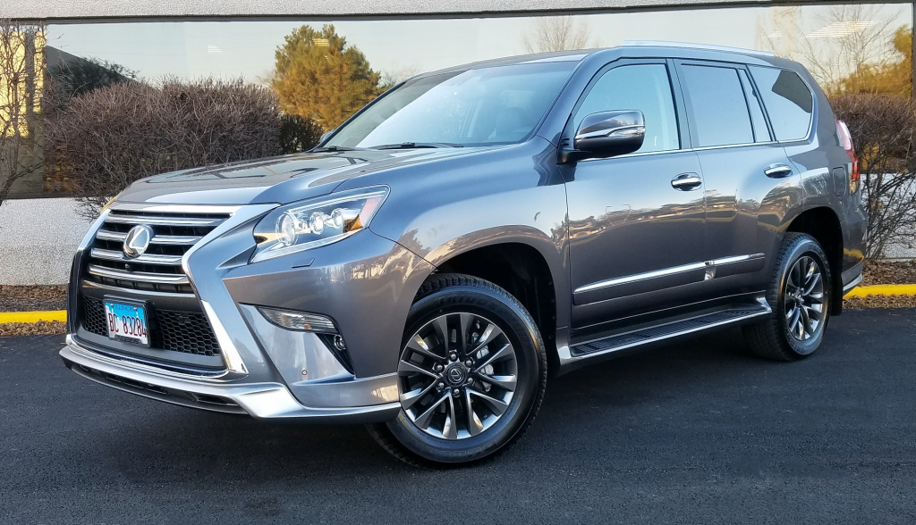 13 The 2019 Lexus GX 460 Reviews