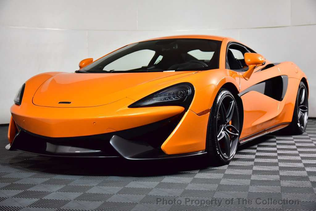13 The 2019 McLaren 570S Coupe Research New
