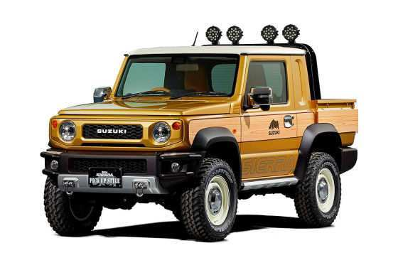 13 The 2019 Suzuki Jimny Review And Release Date