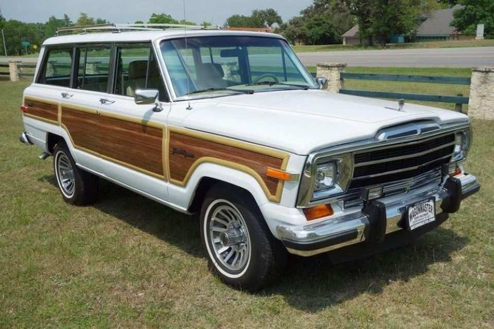 13 The 2019 The Jeep Grand Wagoneer Price And Release Date