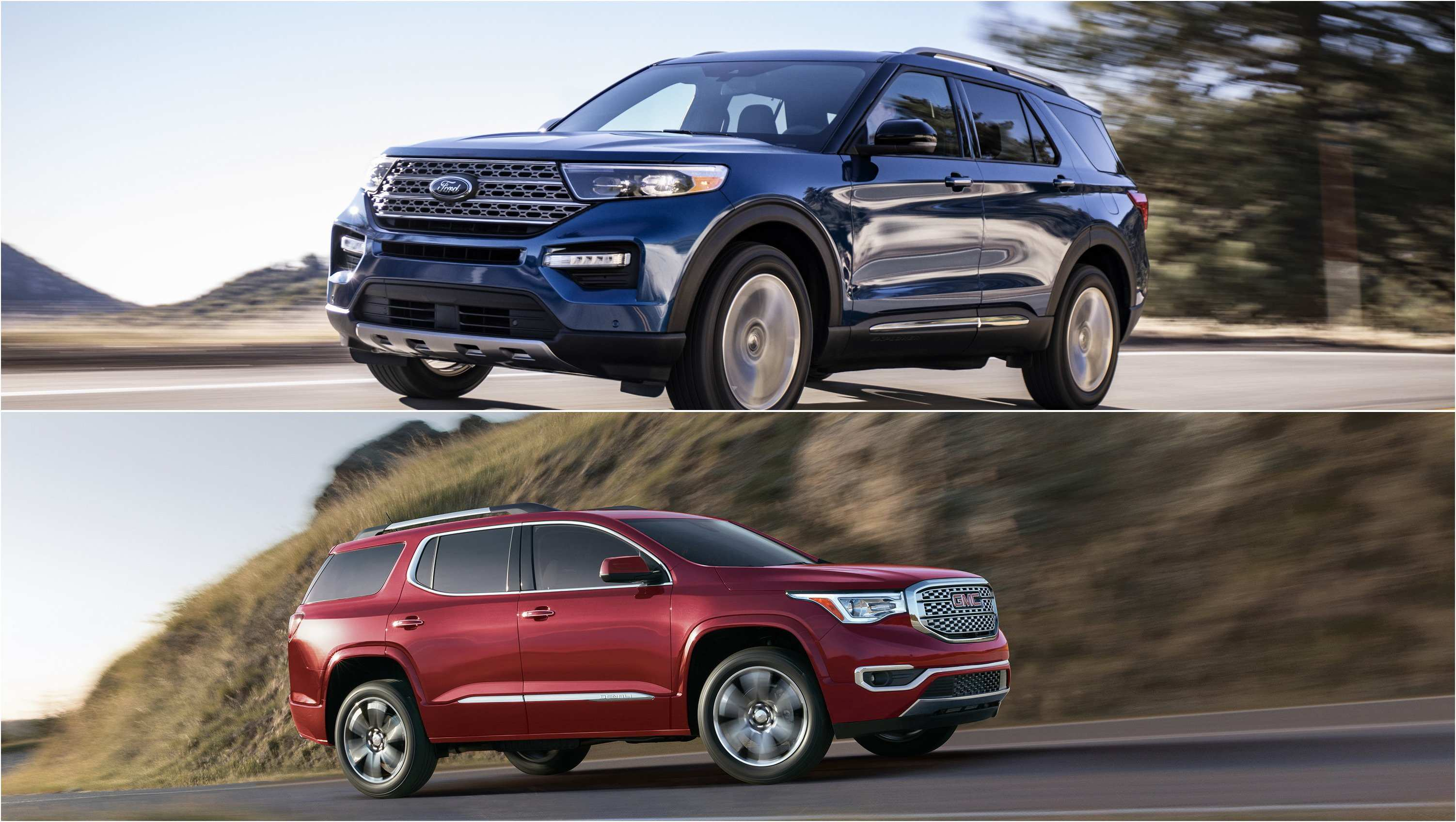 13 The 2019 Vs 2020 GMC Acadia Performance