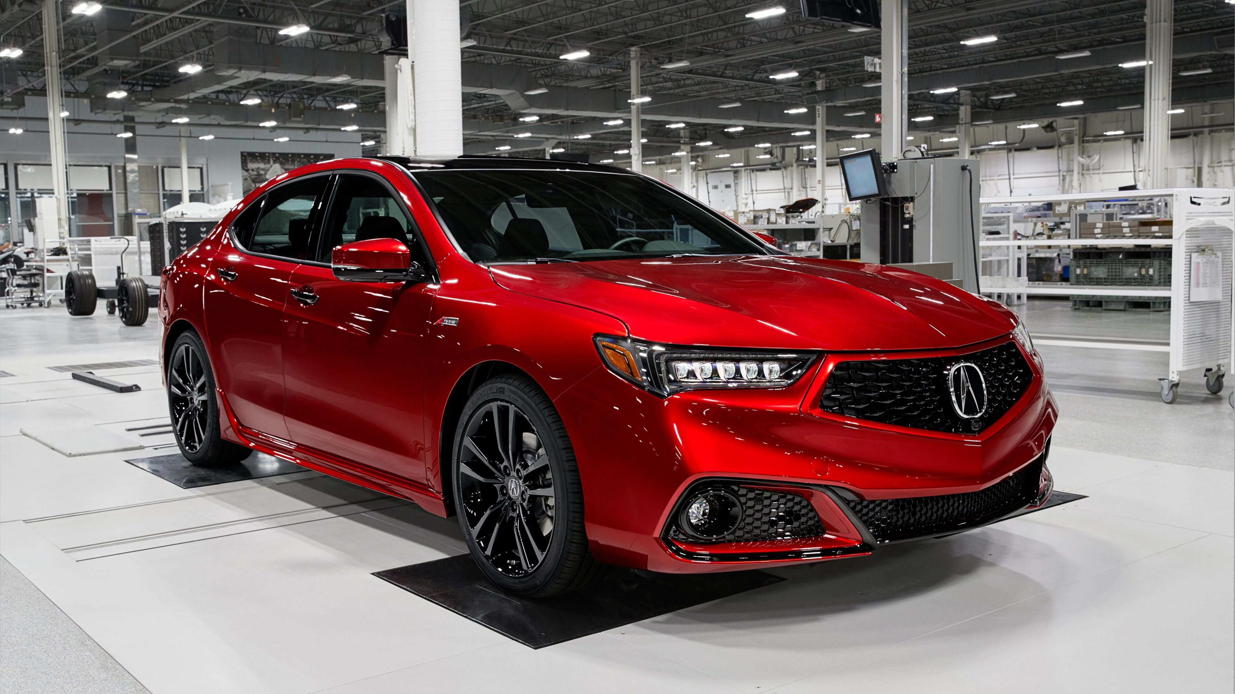 13 The 2020 Acura TLX Configurations