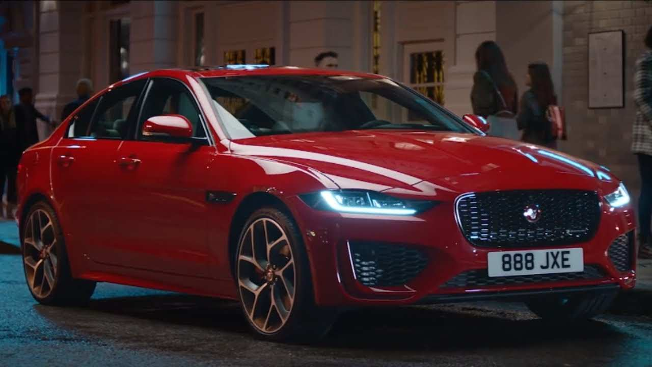 13 The 2020 All Jaguar Xe Sedan Release