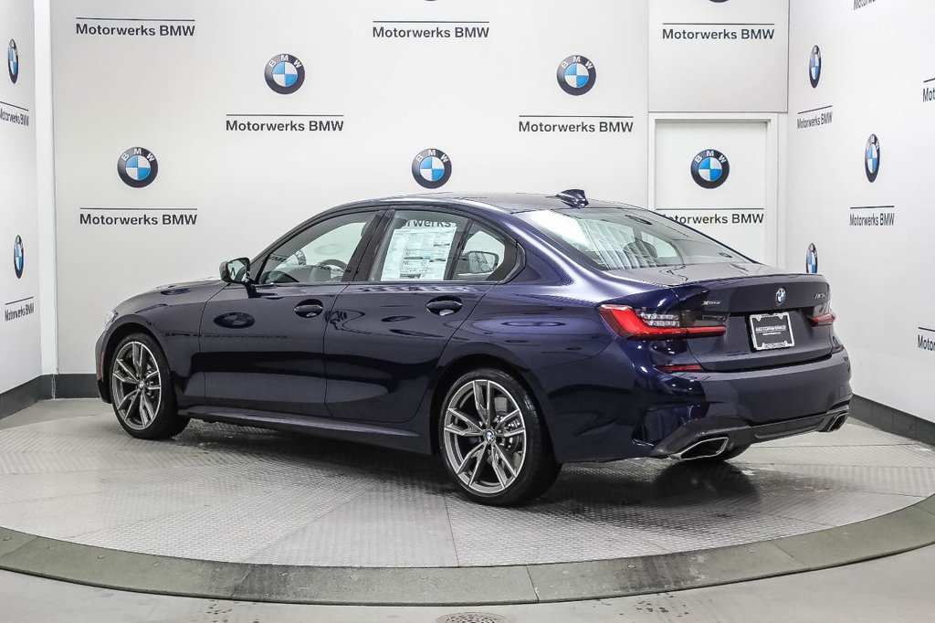 13 The 2020 BMW 3 Series Pricing
