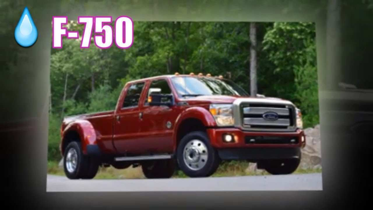 13 The 2020 Ford F 650 F 750 Exterior And Interior