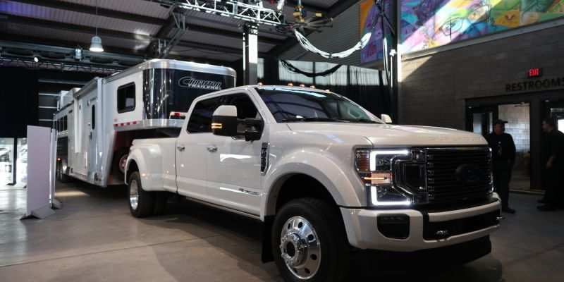 13 The 2020 Ford F350 Super Duty Performance And New Engine