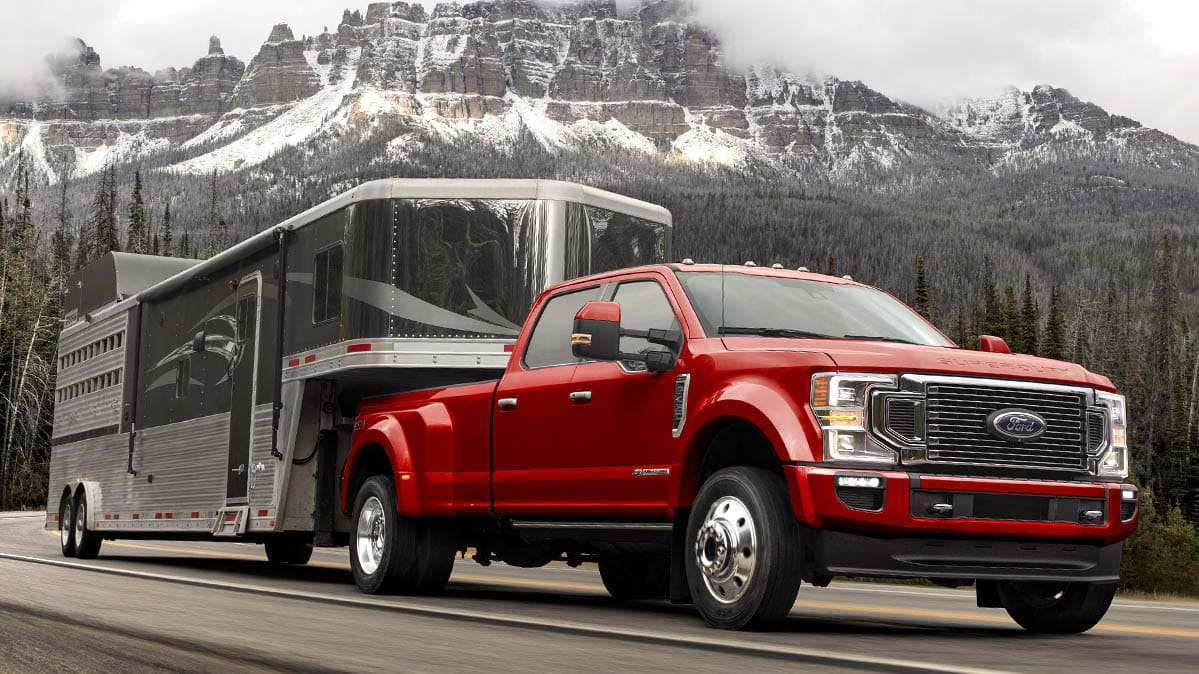 13 The 2020 Ford F350 Super Duty Reviews