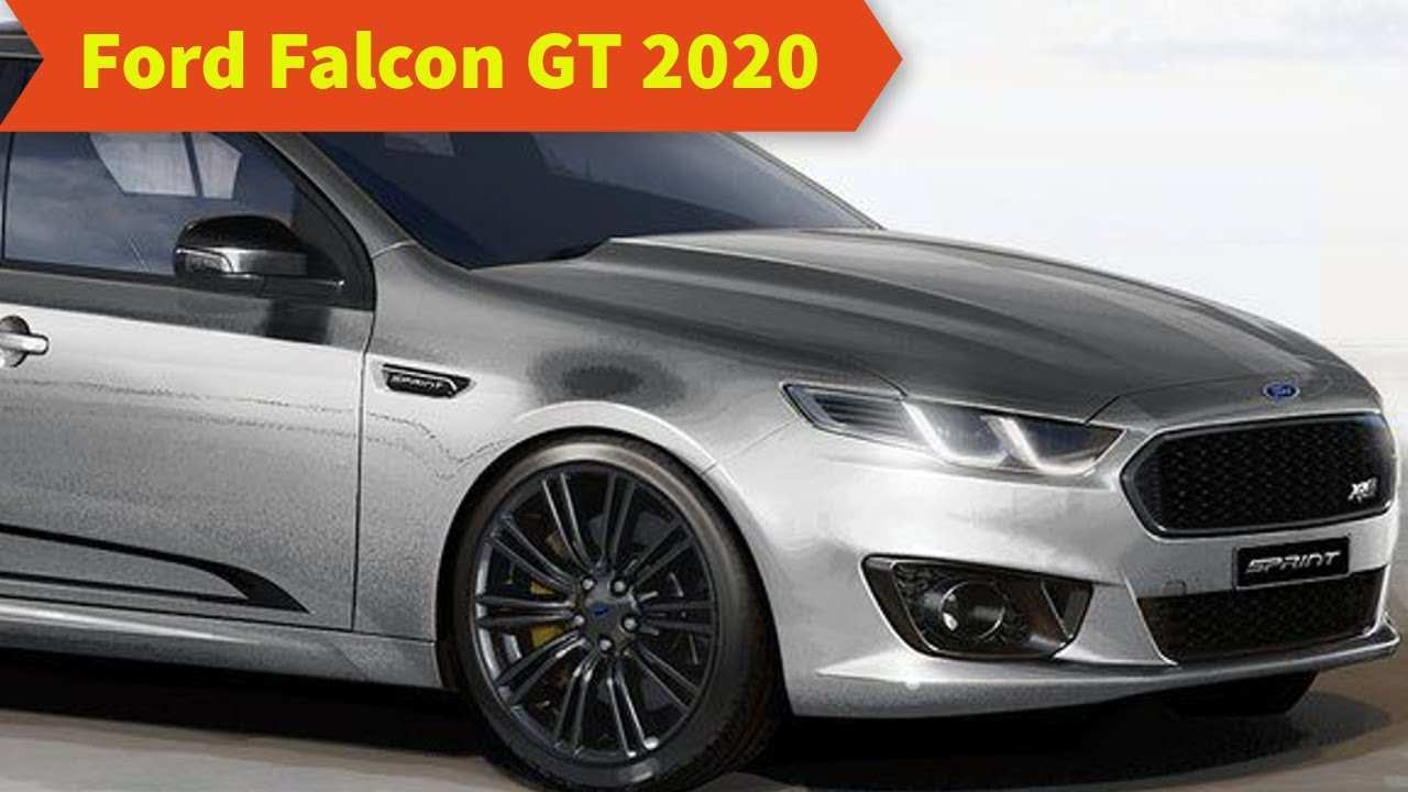13 The 2020 Ford Falcon Gt Picture