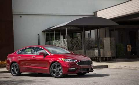 13 The 2020 Ford Fusion Energi Style