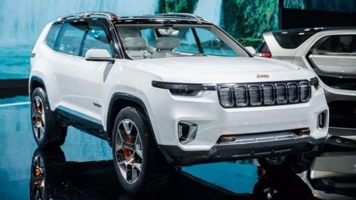 13 The 2020 Jeep Grand Wagoneer Style