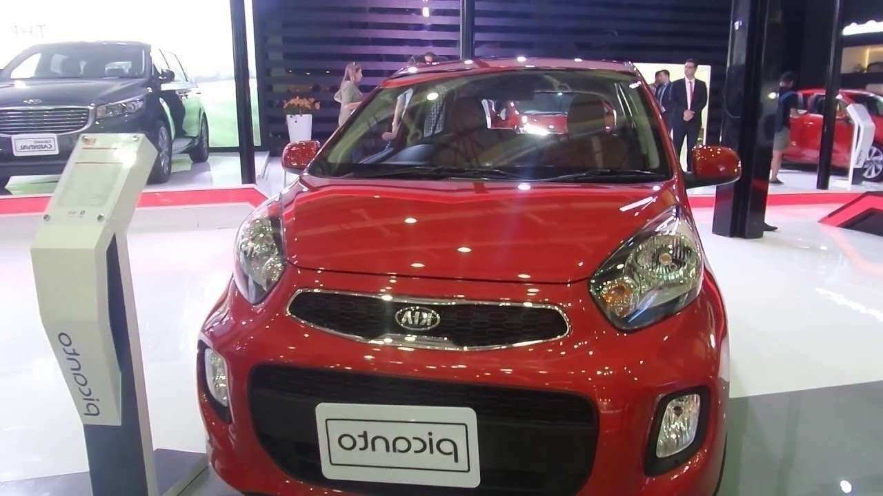 13 The 2020 Kia Picanto Egypt Redesign And Review