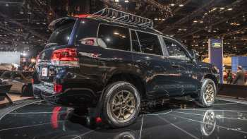 13 The 2020 Land Cruiser Pictures