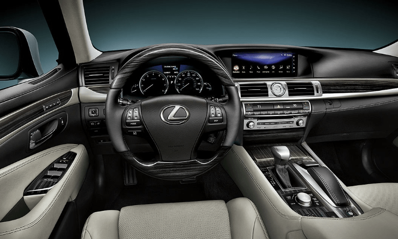 13 The 2020 Lexus Ls 460 Images