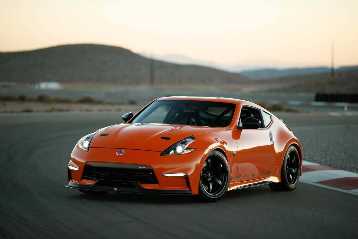 13 The 2020 Nissan Z Turbo Nismo Spy Shoot