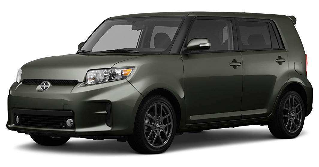 13 The 2020 Scion XB Engine