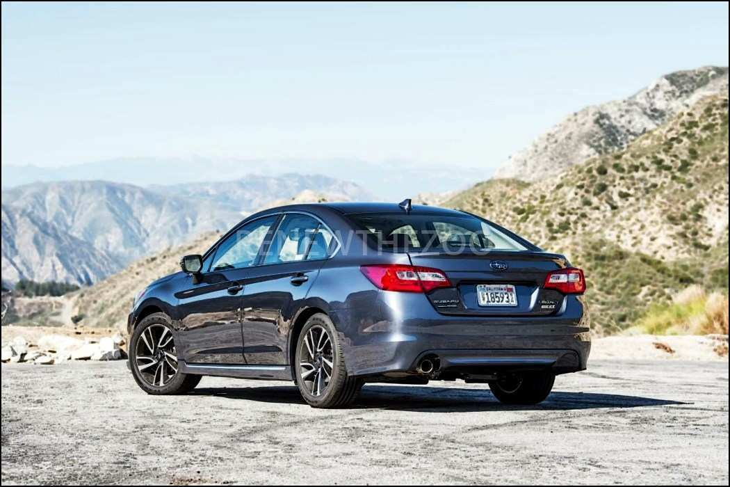 13 The 2020 Subaru Legacy Gt Review