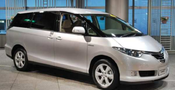 13 The 2020 Toyota Estima Price And Release Date