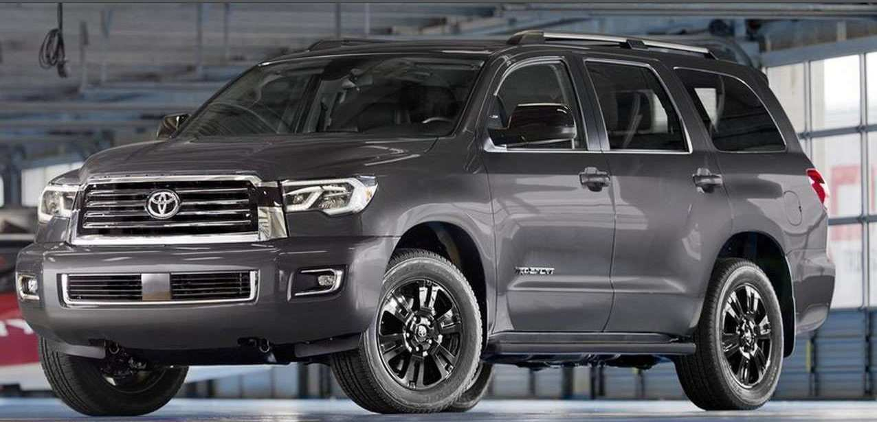 13 The 2020 Toyota Sequoia Pictures