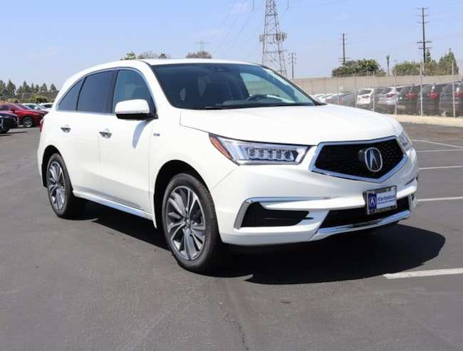 13 The Best 2019 Acura MDX Hybrid First Drive