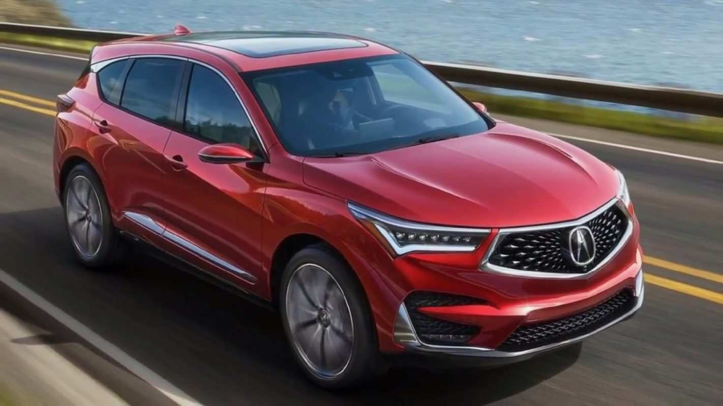 13 The Best 2019 Acura Mdx Rumors Picture