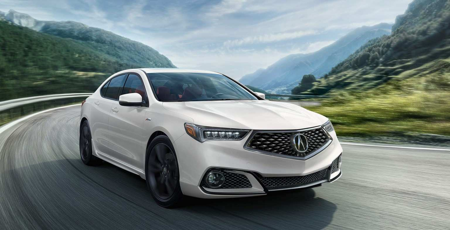 13 The Best 2019 Acura Tl New Review