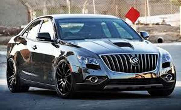 13 The Best 2019 Buick Grand National Interior