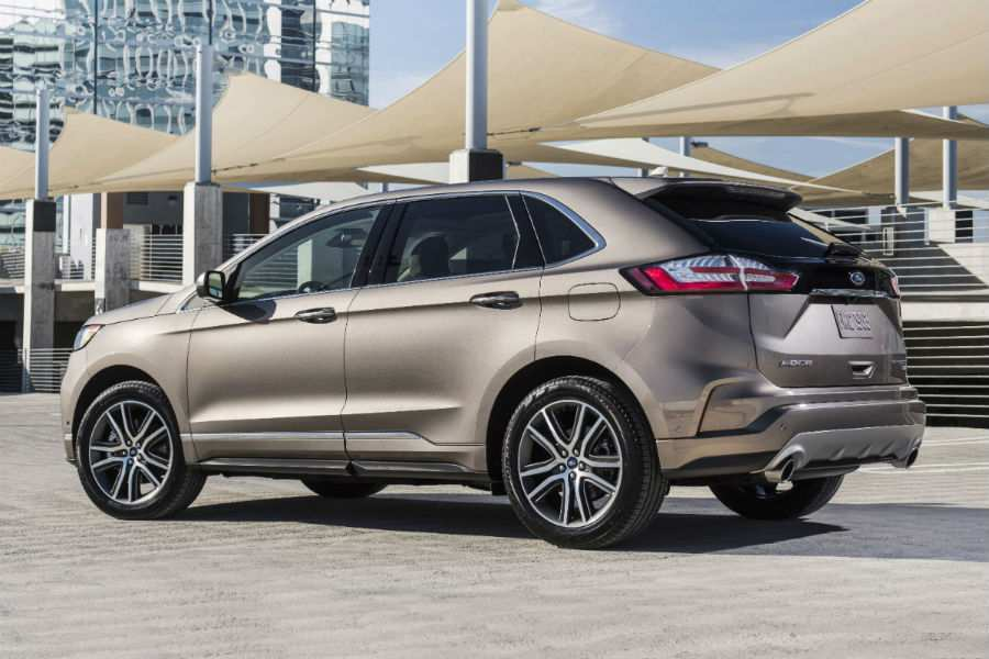 13 The Best 2019 Ford Edge Sport Redesign
