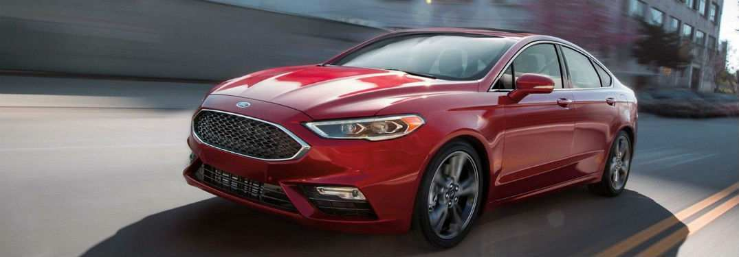 13 The Best 2019 Ford Fusion History