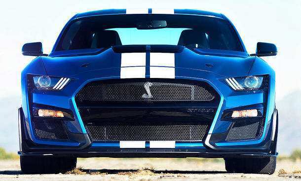 13 The Best 2019 Ford Mustang Gt500 Exterior And Interior