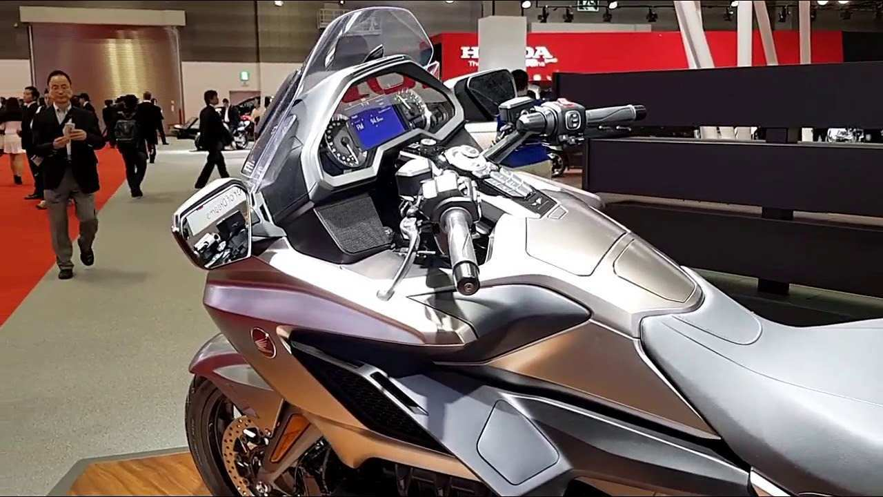 13 The Best 2019 Honda Goldwing Changes Configurations