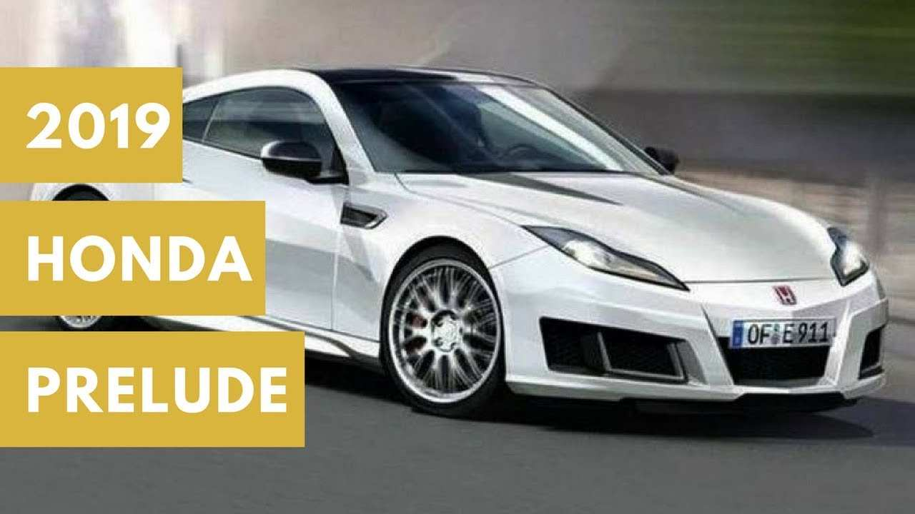 13 The Best 2019 Honda Prelude Overview