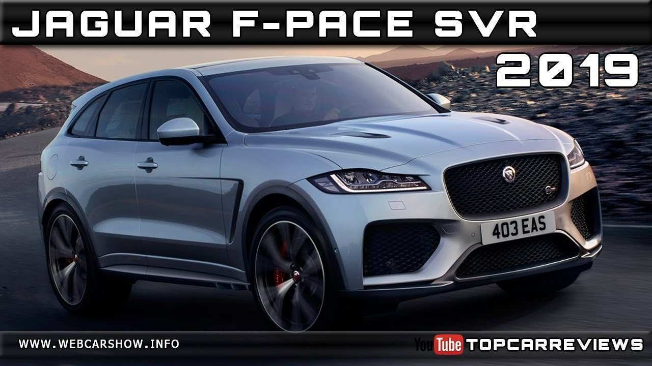 13 The Best 2019 Jaguar I Pace Release Date Performance And New Engine