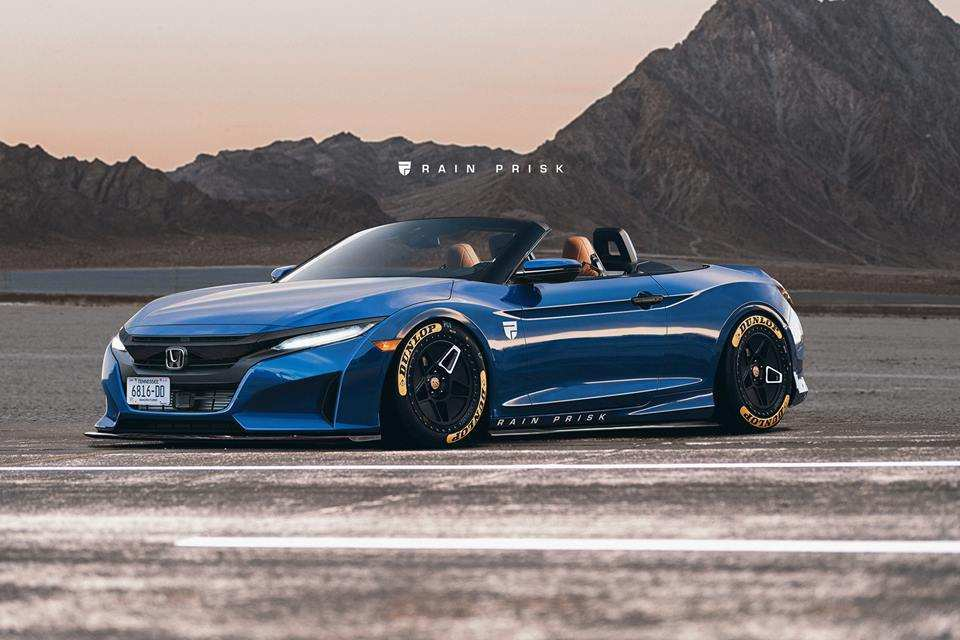 13 The Best 2019 The Honda S2000 Concept