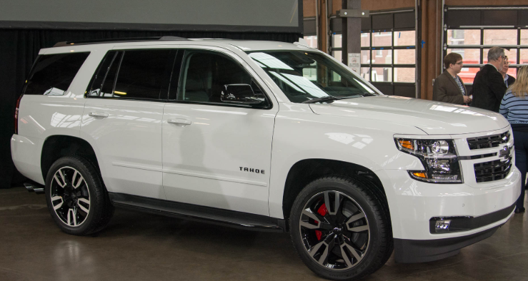 13 The Best 2020 Chevy Tahoe First Drive