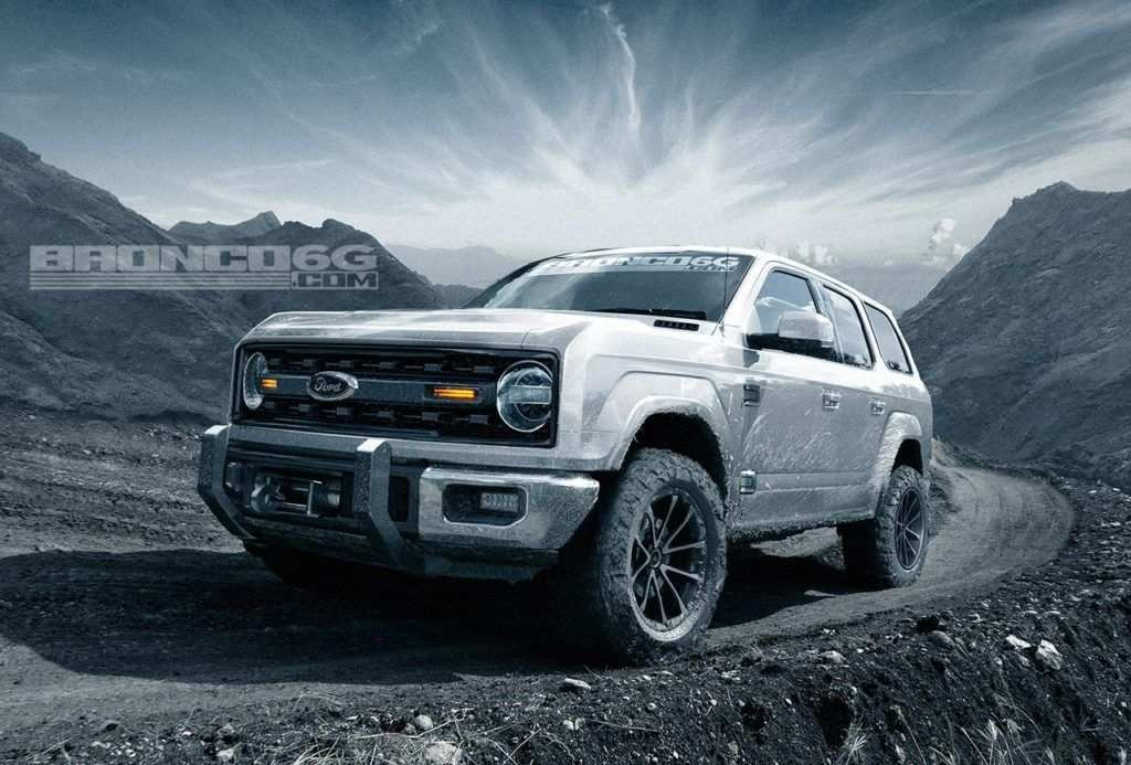 13 The Best 2020 Ford Troller T4 Exterior