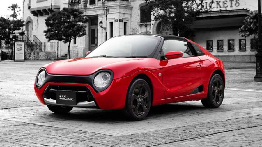 13 The Best 2020 Honda S660 Review And Release Date