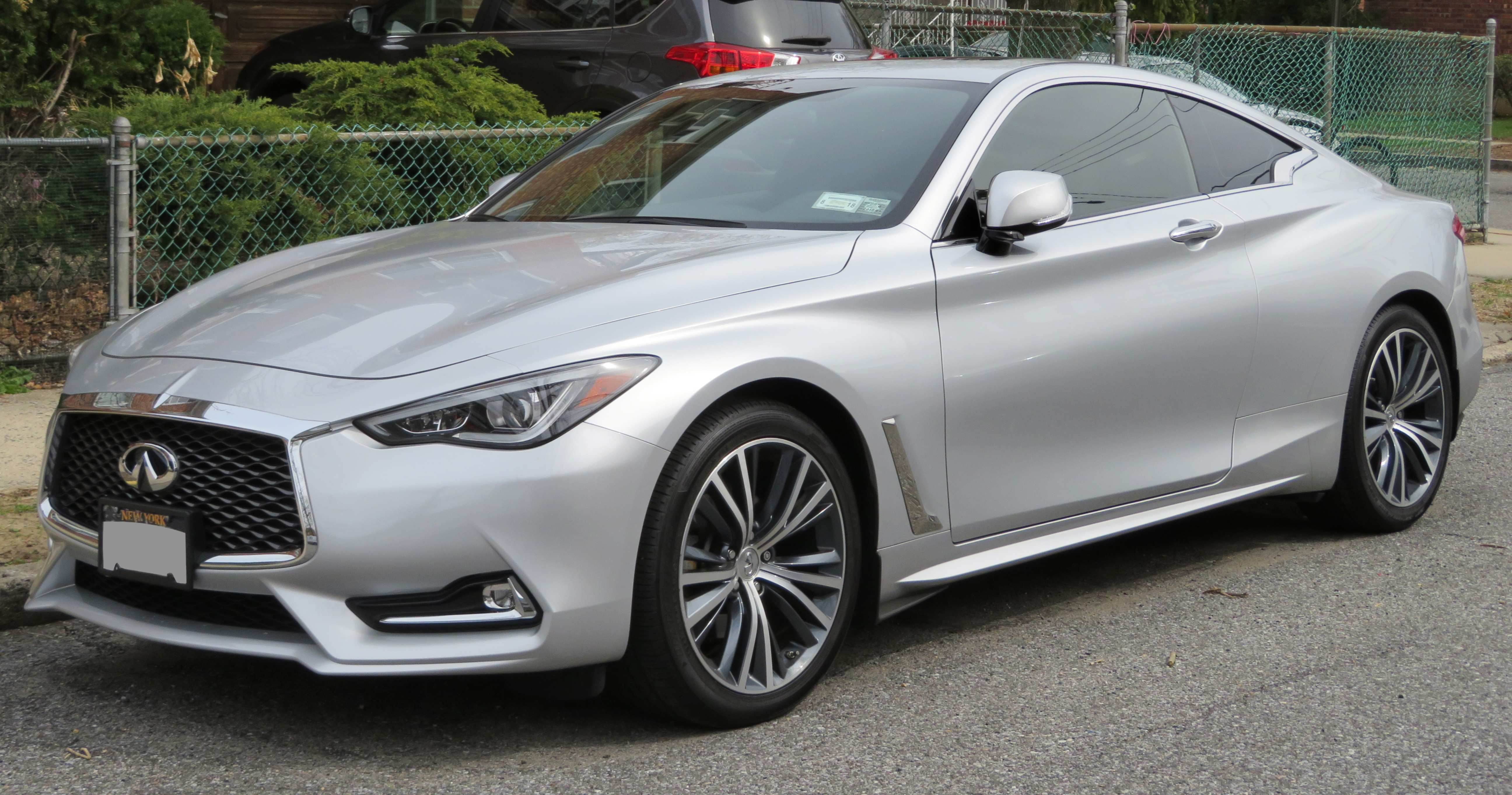 13 The Best 2020 Infiniti Q60 Coupe Ipl Style