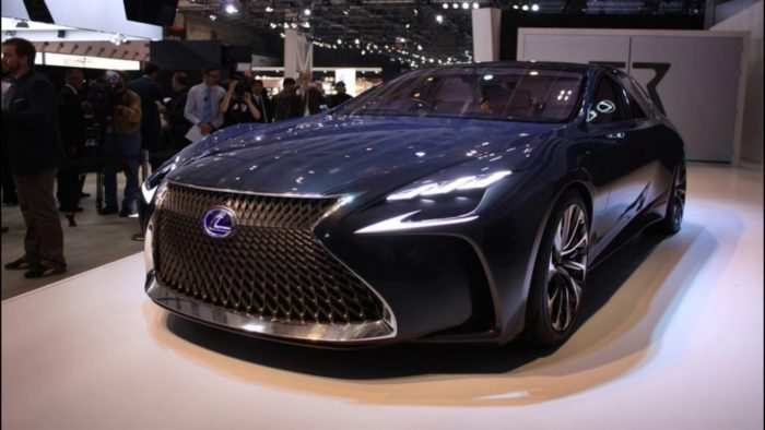 13 The Best 2020 Lexus LF LC Overview
