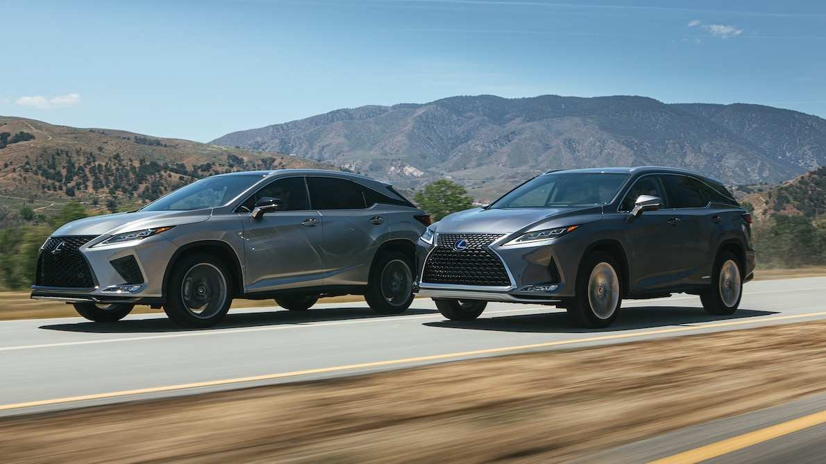 13 The Best 2020 Lexus Rx 350 F Sport Suv Review