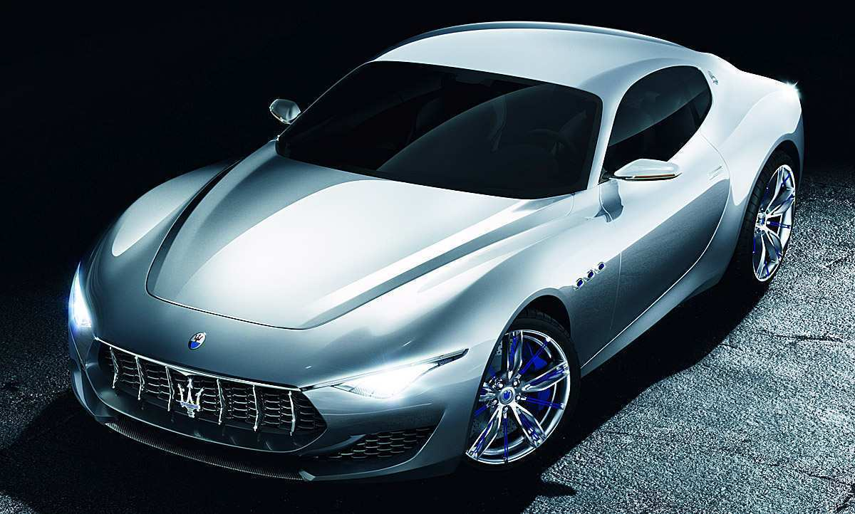 13 The Best 2020 Maserati Alfieris Redesign