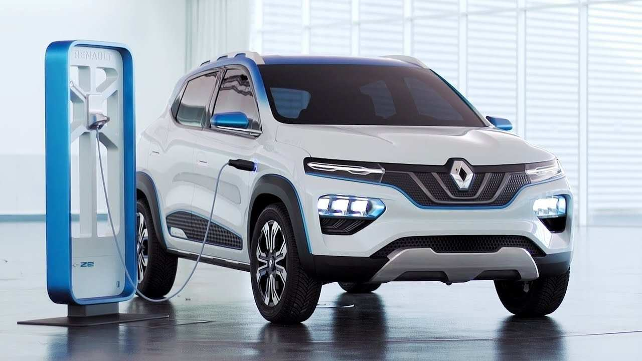 13 The Best 2020 Renault Kwid Redesign And Concept