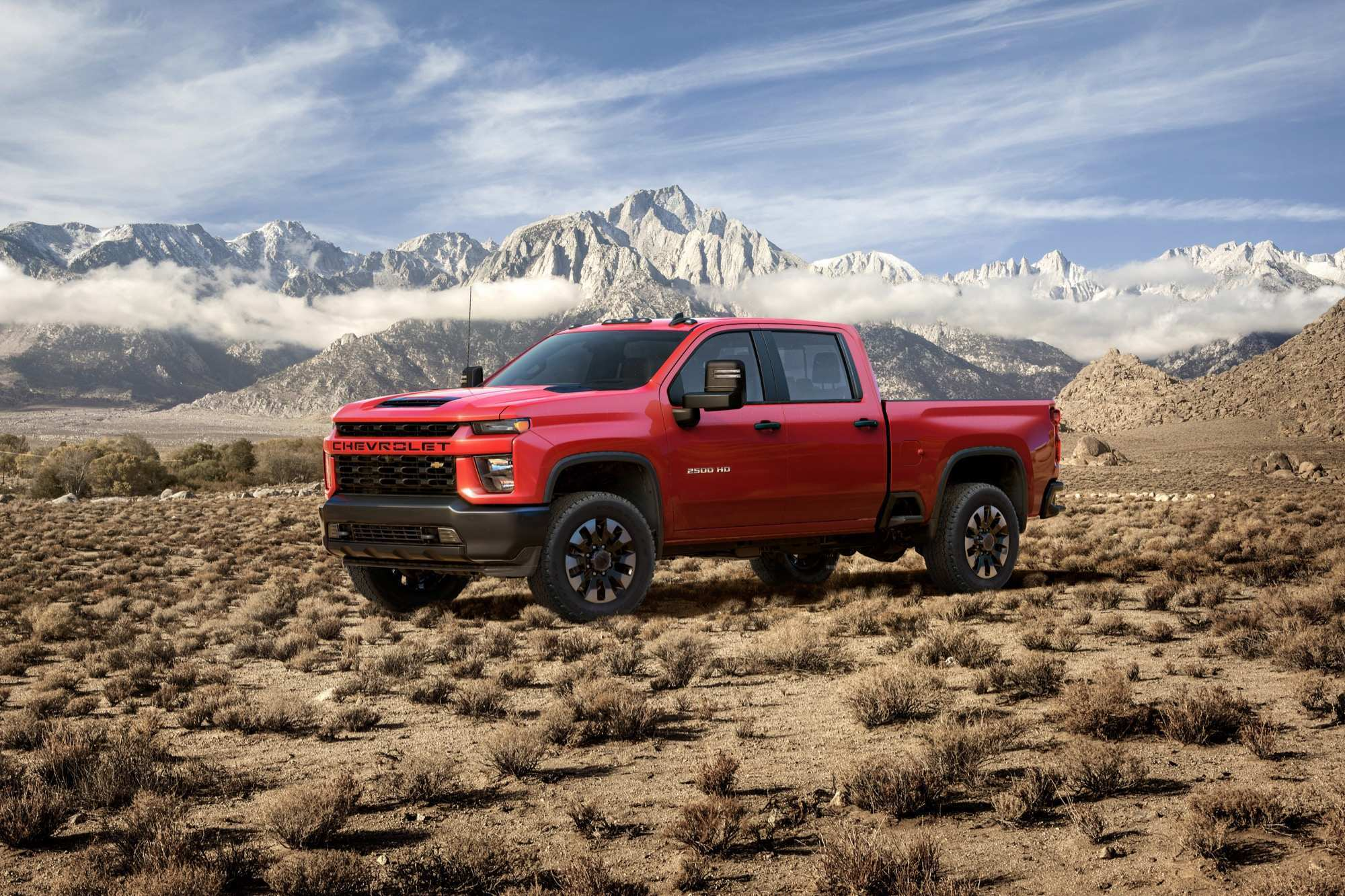 13 The Best 2020 Silverado 1500 2500 Hd Style