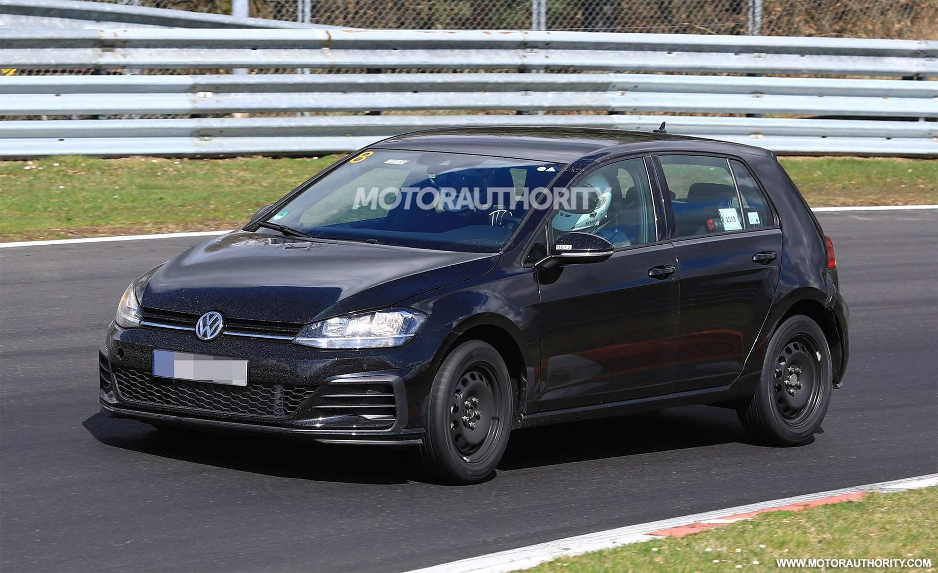 13 The Best 2020 VW Golf R USA Pictures
