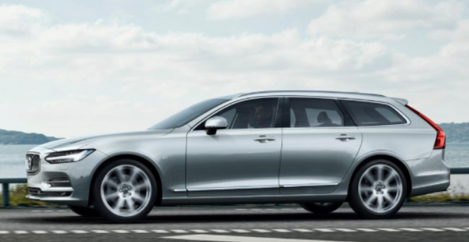 13 The Best 2020 Volvo V90 New Concept