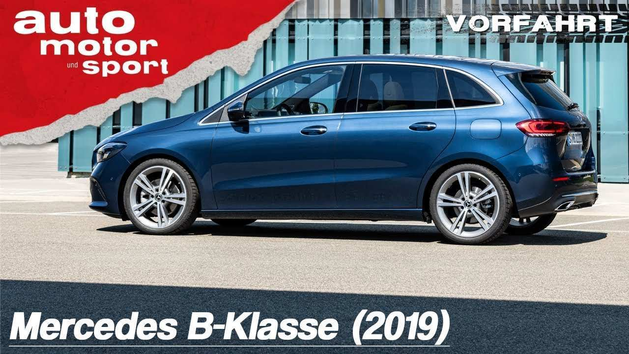 13 The Best Mercedes 2019 B Class Release