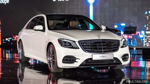13 The Best S450 Mercedes 2019 First Drive