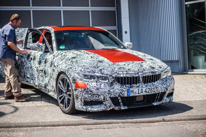 13 The Best Spy Shots BMW 3 Series New Review