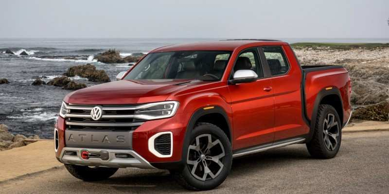 13 The Best Volkswagen Pickup 2020 Style